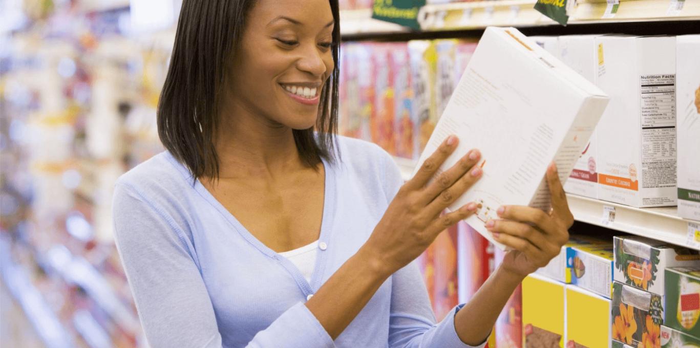 supermarkt voeding