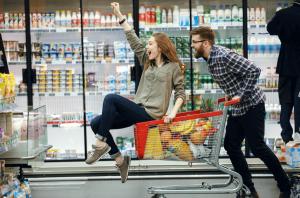 supermarktsafari met de boodschappencoach