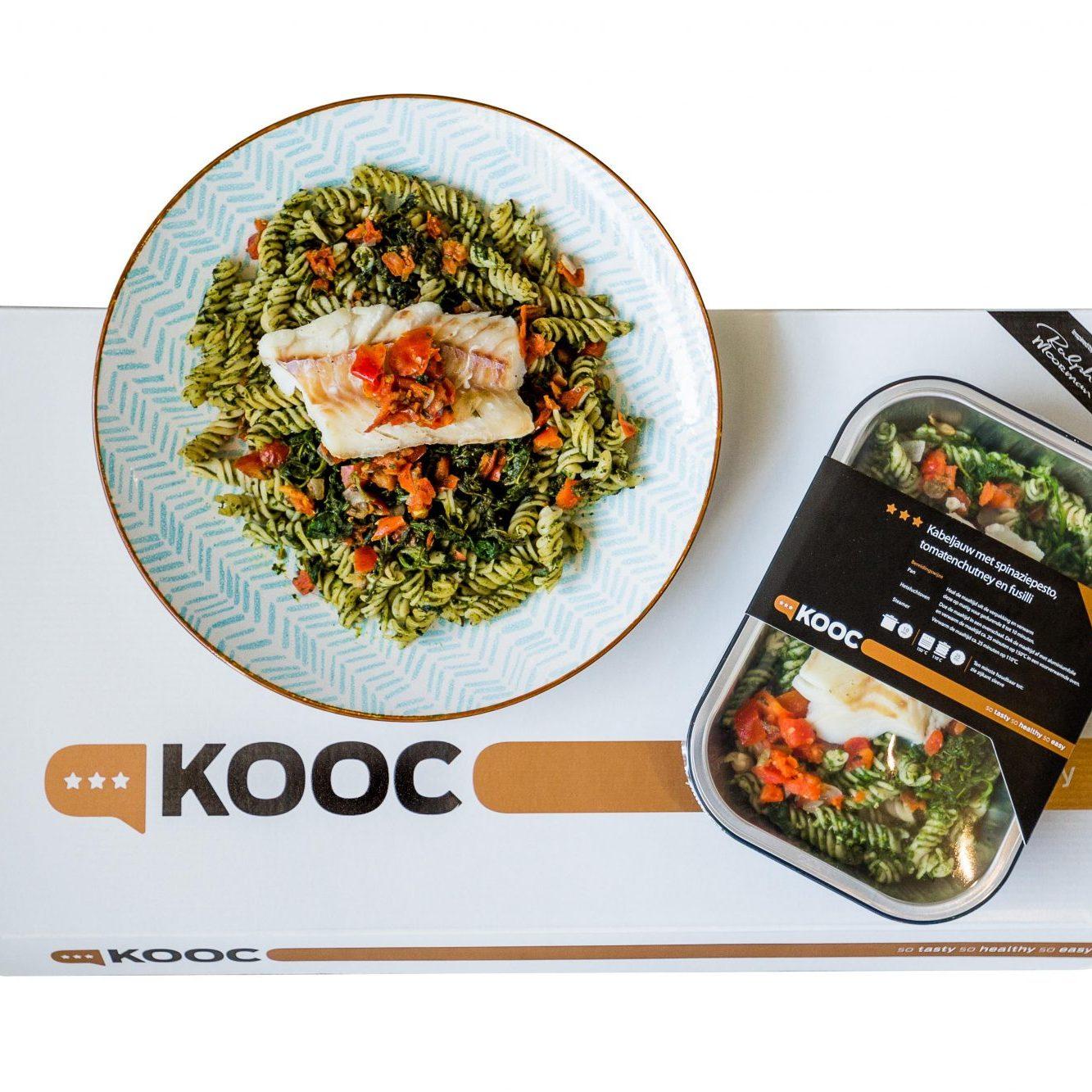 KOOC kant en klaar maaltijden